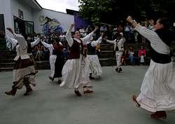 Danza Lar social