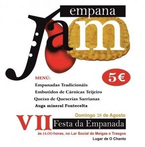 VII Festa da Empanada